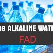 The Alkaline Water Fad! The Truth behind Alkaline Water!