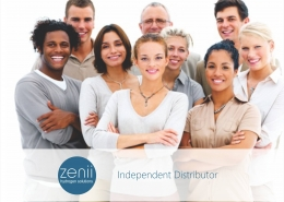 Indépendent Distributor | zenii