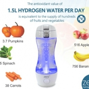 Why do we all need Hydrogen? Antioxidants