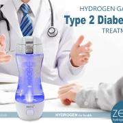Hydrogen Gas in Type 2 Diabetes Treatment