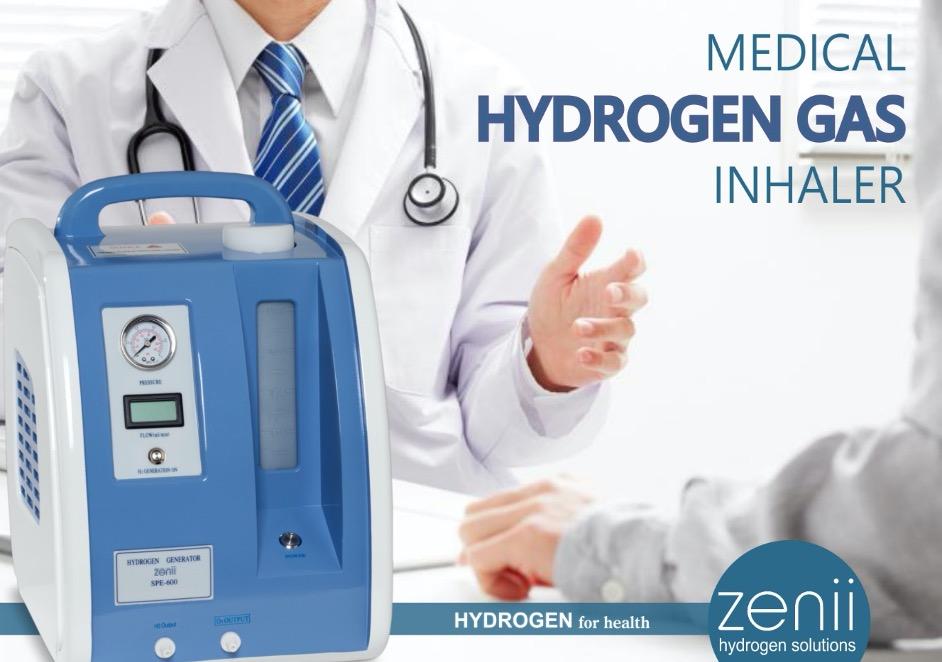 Zenii Hydrogen Inhaler