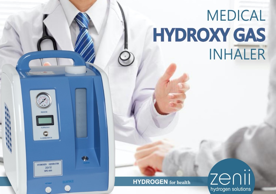 Hydrogen for Health - Lower your Risk