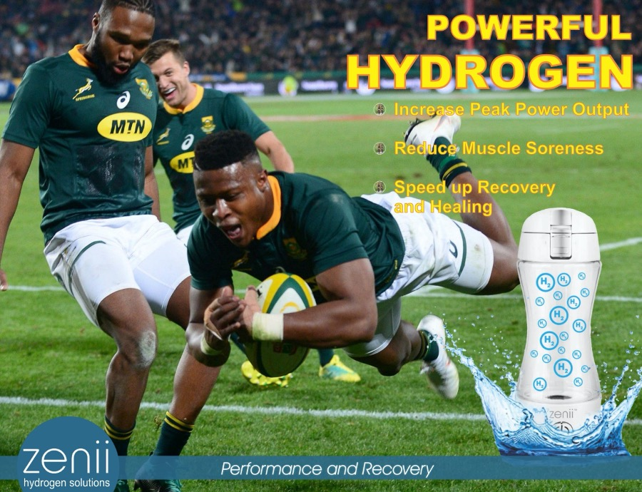Hydrogen Gas and Athletic Performance