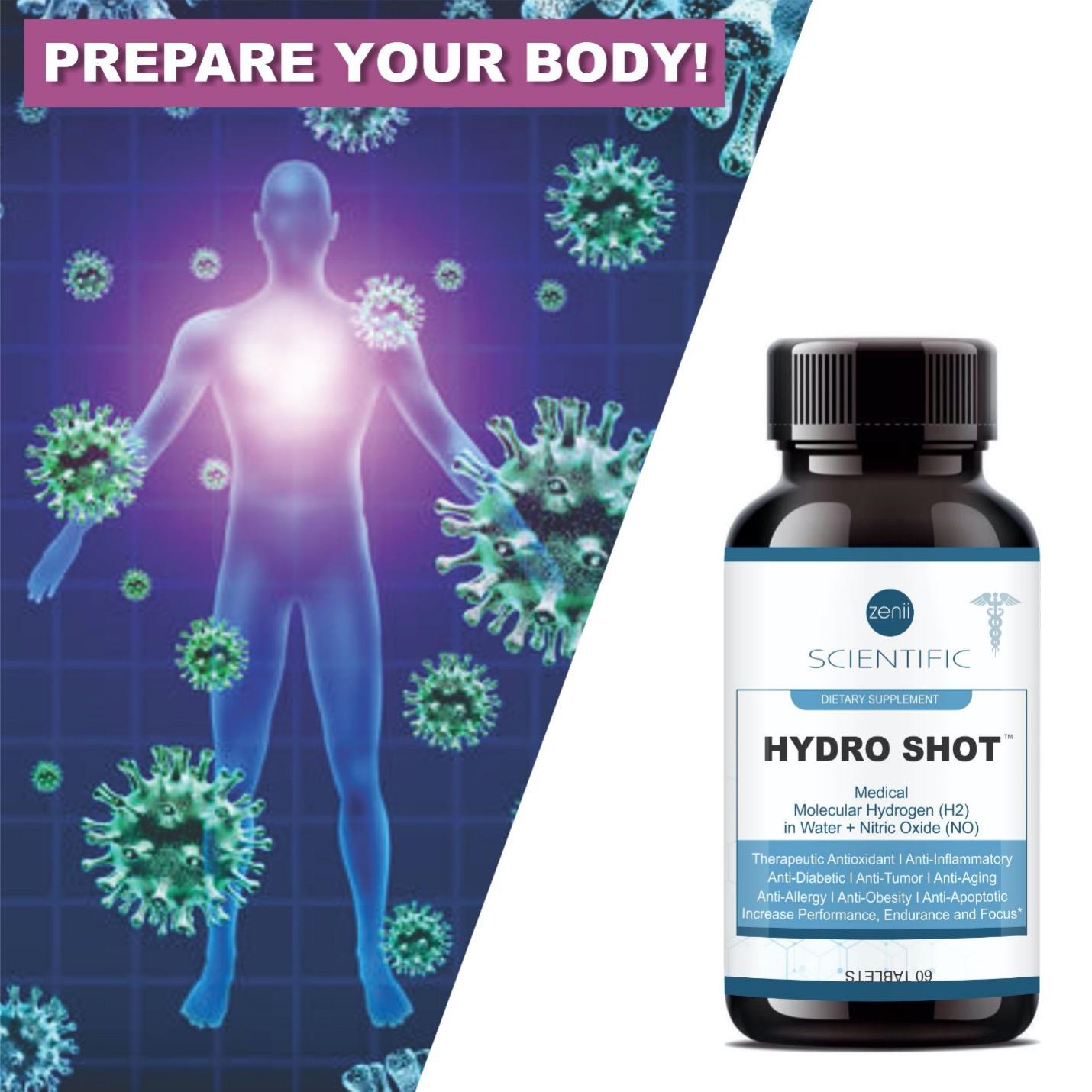 Hydro Shot